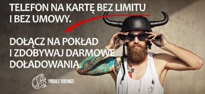 Mobile Vikings pl NO LIMIT